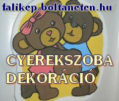 Hungarocell falifigurák